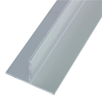 Тавр алюминиевый 30х20х1.5 см 1 м цвет серебро