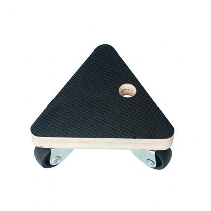 Купить Тележка треугольная 20Х58 30КГ дешевле