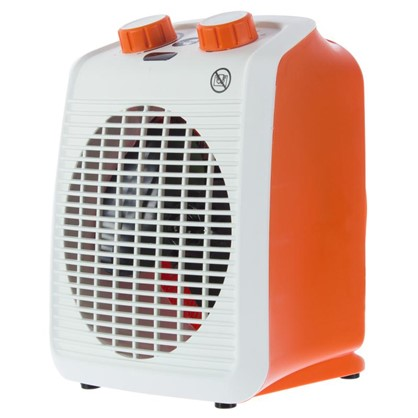 Тепловентилятор Equation 2000 Вт цвет оранжевый цена