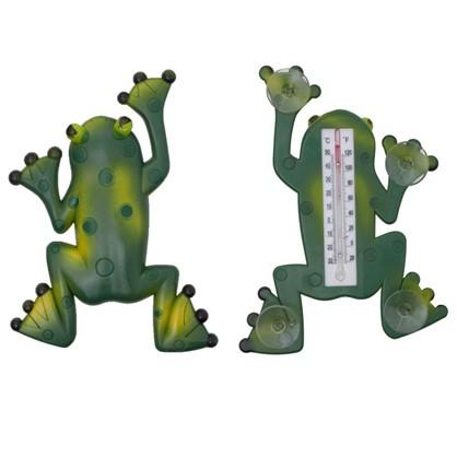 Купить Термометр декоративный Лягушка дешевле