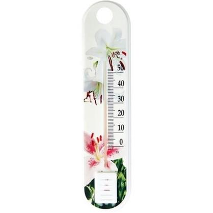 Купить Термометр комнатный Цветок дешевле