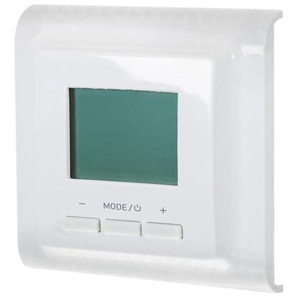 Купить Терморегулятор электронный Теплолюкс ТР 711 цвет белый дешевле