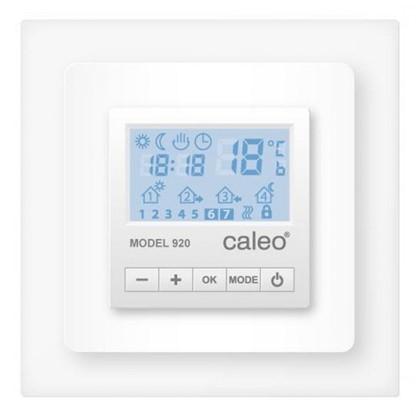 Купить Терморегулятор с адаптерами Caleo 920 дешевле