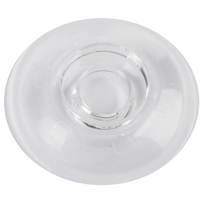 Термошайба для поликарбоната 22 мм пластик цвет прозрачный 25 шт.
