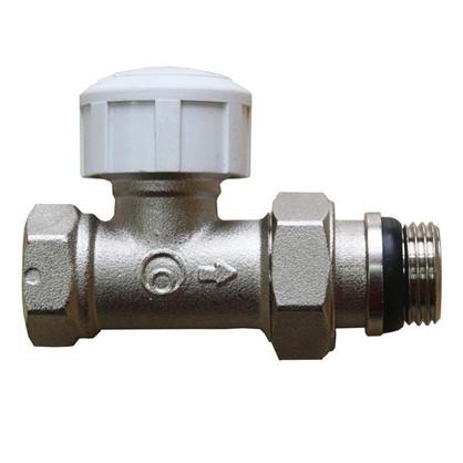 Термостатический клапан для радиатора Heizen прямой 1/2 дюйма