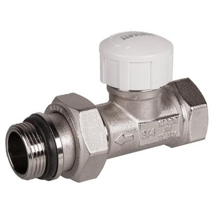 Термостатический клапан для радиатора Heizen прямой 3/4 дюйма
