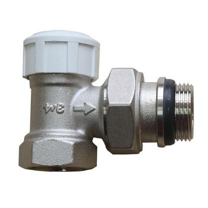 Термостатический клапан для радиатора Heizen угловой 3/4 дюйма