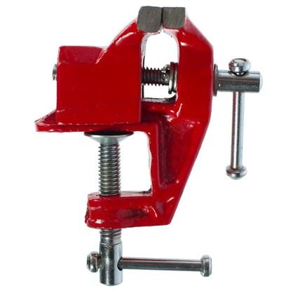 Купить Тиски слесарные с креплением для стола Sparta 60 мм дешевле