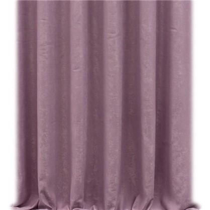 Ткань 280 см катон/софт двухсторонний цвет сиреневый