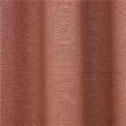 Ткань 280 см рогожка пыльная роза