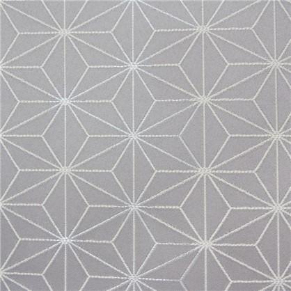 Ткань Ажур жаккард 300 см цвет серый