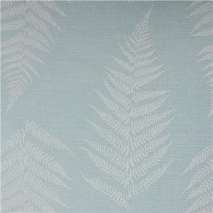 Ткань Папоротник жаккард 300 см цвет серый зеленый
