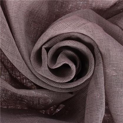 Ткань под лен 285 см цвет серый