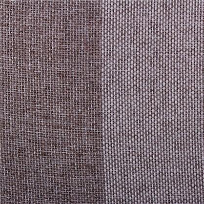 Ткань Шато джутовая мешковина 280 см цвет бежевый цена