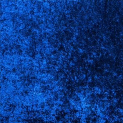 Ткань Тюдор велюр 280 см цвет синий