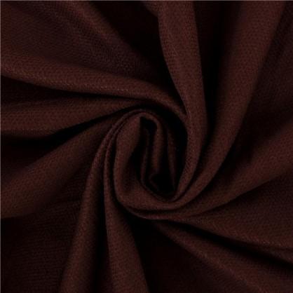 Ткань велюр 285 см цвет коричневый