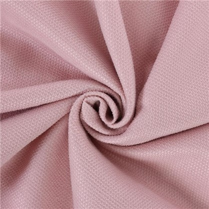 Ткань велюр 285 см цвет розовый