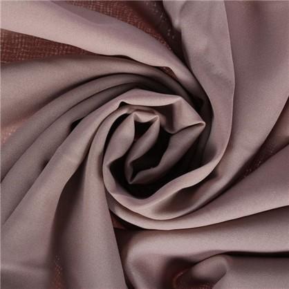 Купить Ткань вуаль 285 см цвет бежевый серый дешевле