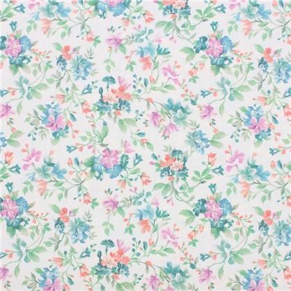 Купить Ткань Амайя либерти 280 см абстракция цвет мультиколор дешевле