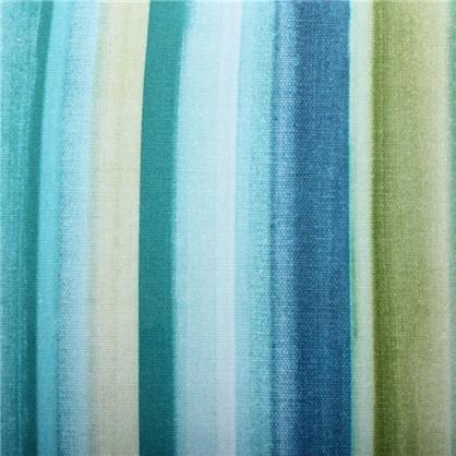 Купить Ткань Амазонико Рая 280 см абстракция цвет бирюза дешевле