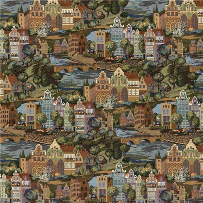 Купить Ткань Амстердам 160 см гобелен дешевле