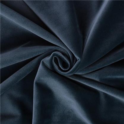 Ткань бархат 150 см цвет бирюзовый