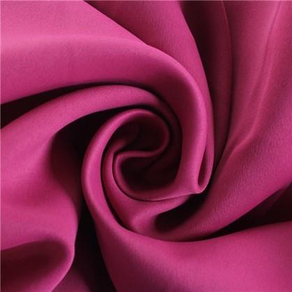 Ткань Блэкаут однотонная 280 см цвет брусничный