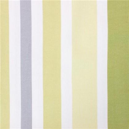 Купить Ткань Эстефания 280 см полосы цвет зеленый дешевле