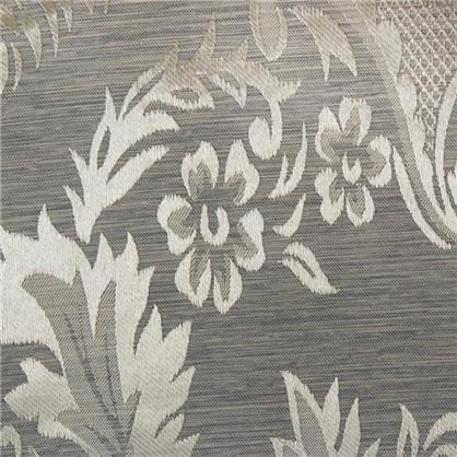 Ткань Классика 280 см жаккард вензеля цвет цвет серый