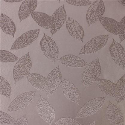 Купить Ткань Листья ширина 280 см цвет коричневый дешевле