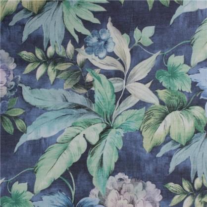 Ткань Рианна 280 см абстракция цвет фиолетовый
