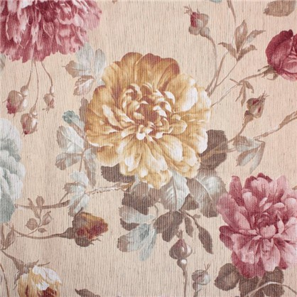Ткань сатен Прованс 280 см цвет пудровый