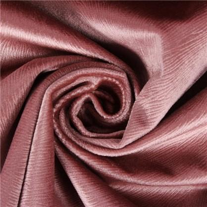 Купить Ткань вельвет 280 см цвет розовый дешевле