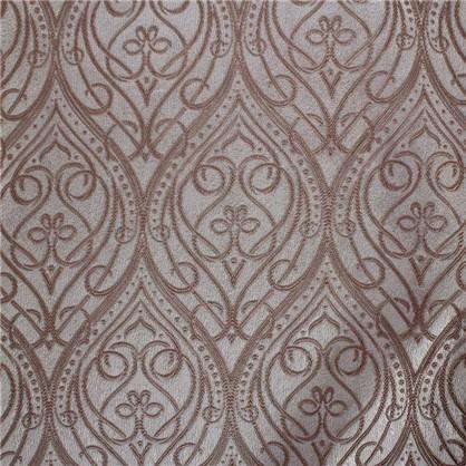 Ткань жаккард 280 см цвет бежевый