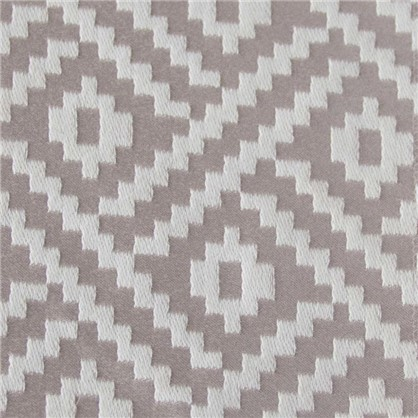 Ткань жаккард Геометрия 300 см цвет серый