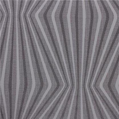 Купить ткань жаккард Лен ромбы 280 см цвет серый дешевле