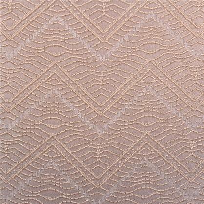 Ткань жаккард Зигзаг 280 см цвет экрю