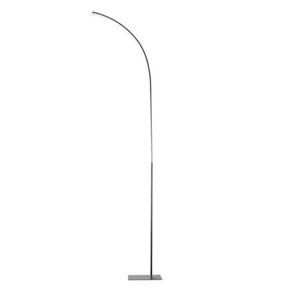 Купить Торшер светодиодный Хай Тек 80402/1 1050 Лм цвет сатин дешевле