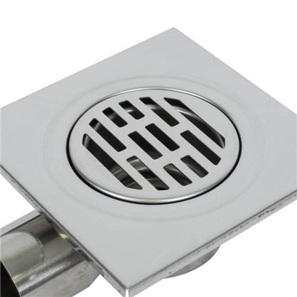Купить Трап для душа 150х150 мм нержавеющая сталь дешевле
