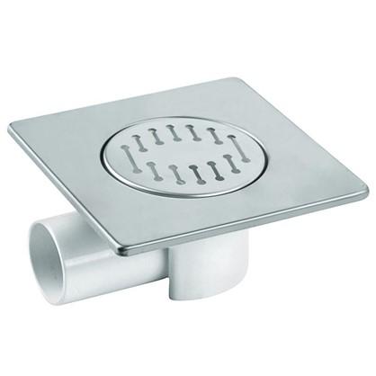 Купить Трап для душа Vidage 150х150 мм нержавеющая сталь дешевле