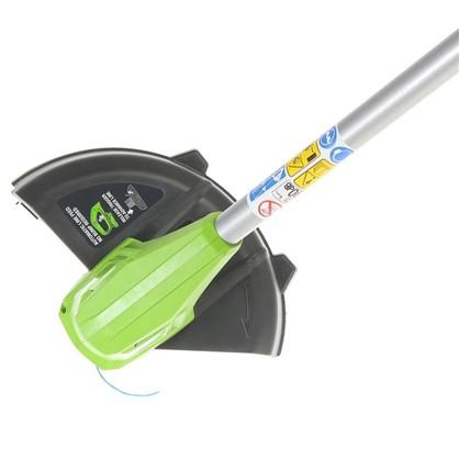 Триммер аккумуляторный GreenWorks 24В 2Ah 25 см