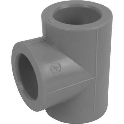 Купить Тройник FV-Plast -Plast 25х25х25 мм полипропилен дешевле