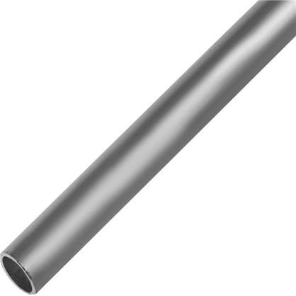 Купить Труба 10х10х2000х10 мм алюминий цвет серебро дешевле