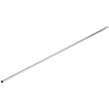 Труба 12x1.2x1000х12 мм алюминий цвет серебристо-белый