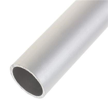 Труба 20х20х1000х20 мм алюминий цвет серебро