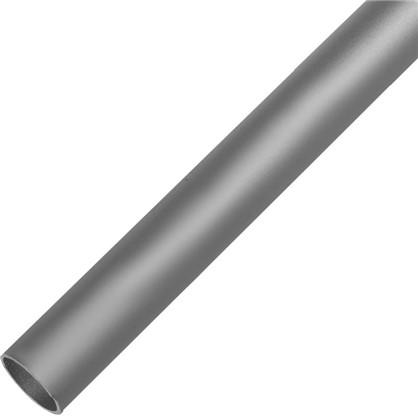 Купить Труба 20х20х2000х20 мм алюминий цвет серебро дешевле