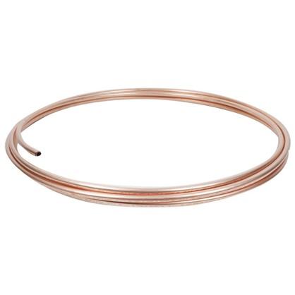 Купить Труба d 15 мм L 10 м отожженная медь дешевле