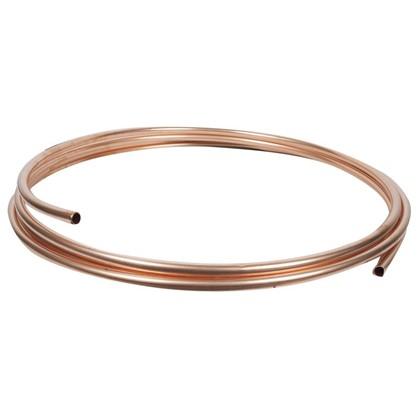 Труба d 22 мм L 10 м отожженная медь