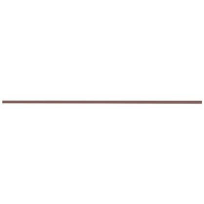 Купить Труба для забора Ral 40х20х2500 мм цвет коричневый дешевле