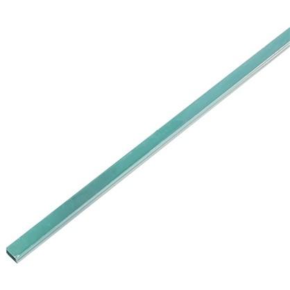 Труба для забора Ral 40х20х2500 мм цвет зелёный